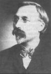 El doctor Alfred Lin, fundador de la colonia sueca